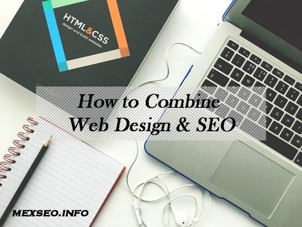 How to Combine Web Design & SEO